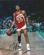 DOC RIVERS signed autographed ATLANTA HAWKS, L.A CLIPPERS 8x10 photo w/COA