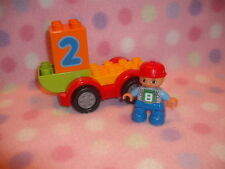LEGO DUPLO CAR FIGURE BOY LEGO BLOCKS PLAYSET TOYS BOYS 2011