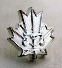 Canadian Canada The Police Exemplary Service  Medal  Lapel  Pin
