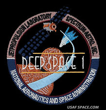 DEEP SPACE 1 DS1 DELTA II Launch ORBITAL Sciences NASA JPL SATELLITE SPACE PATCH