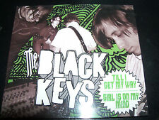 The Black Keys Till I Get My Way (Shock Records) Australian CD EP