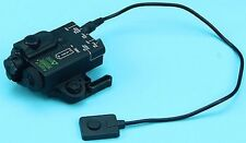 G&P Compact Dual Laser Destinator (Black) For Airsoft Toy (GP-LSP007BK)