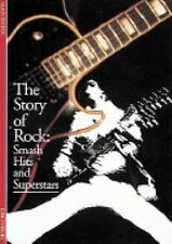 Story of Rock by Alain Dister Book beatles rolling stones sex pistols neil young