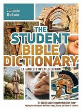 Student Bible Dictionary--Expanded and Updated Edition:  The 750,000 Copy Bestse