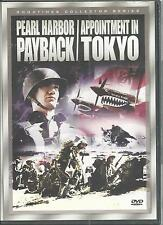 Pearl Harbor Payback Appointment In Tokyo WW II DVD 2001 Douglas MacArthur