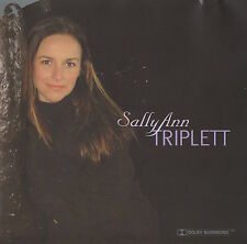 SALLY ANN TRIPLETT WITH THE NATIONAL SYMPHONY ORCHESTRA - RARE CD