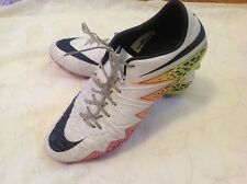 Nike HYPERVENOM Football Boots  Size uk 8