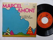 MARCEL AMONT La chevre de Monsieur Seguin CBS 1977