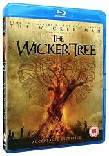 THE WICKER TREE - BLU RAY - REGION B UK