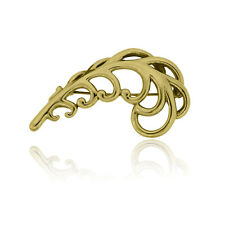 Tiffany & Co. 18k Yellow Gold Paloma Picasso Leaf Pin