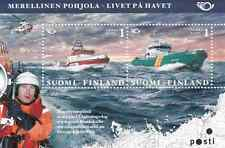 FINLAND - 2012 - Miniature Sheet: NORDEN - Living By The Sea (II). Mint NH