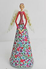 GISELA GRAHAM CHRISTMAS ANGELIC FASHIONS TREE TOP FAIRY/ ANGEL SMALL