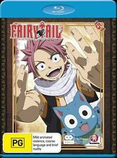 Fairy Tail Collection 5 (S2 Ep 49-60) Blu-ray Discs NEW