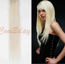 "7 Pcs Set 70g Clip In Hair Extensions Straight Clip in Hair Extention 15"" 18"" 20"