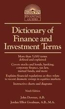 Barron's Business Dictionaries: Dictionary of Finance and Investment Terms by...