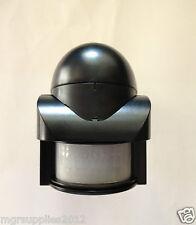 Timeguard S1000B PIR External Lighting Controller Switch - 140deg, 1000w - Black