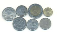 VERY NICE RARE.MIXED LOT OF THAILAND COINS.VERY COLLECTABLE.B.180