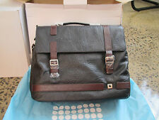 Piquadro Wink Black small briefcase; strap opening, 1 flap,organized CA2373W37/N