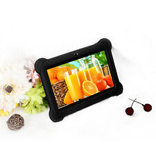 "Quad Core 7"" Tablet for Kids 8GB HD Android 4.4 Dual Camera Wi-Fi Bluetooth"