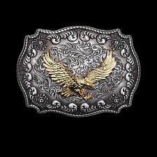 Buckle Rockabilly Western Cowboy Gürtelschnalle Belt Buckle Gürtel  *532