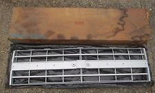 New Old Stock 1987 Chevy Truck Grille OEM Genuine NOS GM Blazer Suburban 81-87