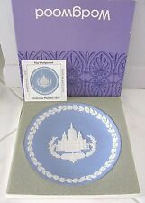 Wedgwood 1972 CHRISTMAS PLATE - ST PAUL'S CATHEDRAL / Fourth in Series