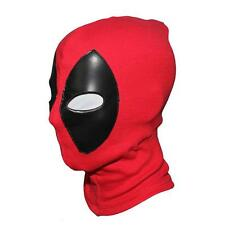 Deadpool Masks Balaclava X-Men Halloween Costume Hood Cosplay Full Face Mask US