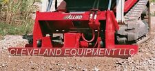 ALLIED SKID-PAC 1000B HYDRAULIC VIBRATORY COMPACTOR ATTACHMENT Skid Steer Loader