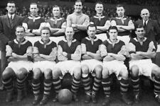WEST HAM UNITED FOOTBALL TEAM PHOTO 1947-48 SEASON