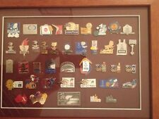 40 Sydney 2000 Olympic Pins - Limited Edition Series 3 Sponsor Pin Set