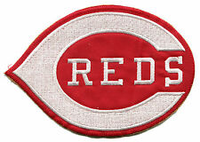 "1993-98 CINCINNATI REDS MLB BASEBALL 6.25"" TEAM PATCH COOPERSTOWN COLLECTION"