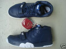"Fragment x Nike Air Trainer 1 Mid SP 45 ""US Open"" Obsidian/White/Obsidian"