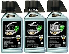 Roundup 365 Vegetation Killer Concentrate, 32-Ounce - 3 PACK FREE SHIPPING