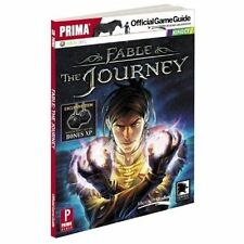 """""""FABLE: THE JOURNEY"""" OFFICIAL PRIMA GAME GUIDE 1ST PB ED 2012 NEW IN SHRINKWRAP"""