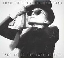 Take Me To The Land Of Hell - Plastic Ono Band - Yoko Ono (2013) CD NEU