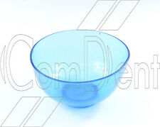 Dental Lab Flexible Alginate Mixing Bowl Flexible Rubber Mixing Bowl Large