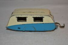 Dinky Toys 190 Caravan blue in good condition