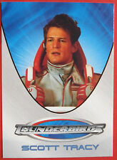 Thunderbirds (il film 2004) - CARD #05 - Scott Tracy-carte Inc 2004