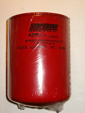 TWO Schroeder Hydraulic Oil Filter Spin-on PN G-1399 NIB NEW Element w/ Gasket 2