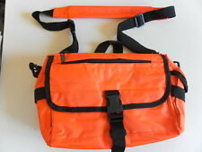 Strasbourg Orange First Response Kit Bag for First Aid - EMPTY