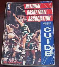 The Sporting News National Basketball Association Willis Reed 1973-1974