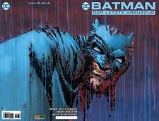 BATMAN-DARK KNIGHT:DER LETZTE KREUZZUG-VARIANT lim.300 FRANK MILLER (DK 3 #2)