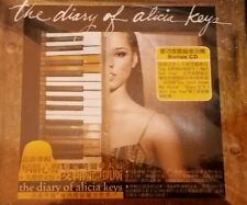 Alicia Keys - the diary of alicia keys (Taiwan press) double CD