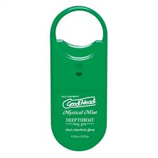 GoodHead To-Go Deep Throat Flavored Mouth Spray Oral Sex Anesthetic Numbing