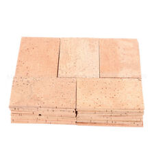 New 2mm 50PCS Professioanl Natural Sax Saxophone Neck Cork Sheet For Saxophone