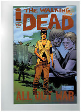 THE WALKING DEAD #124  1st Printing                          / 2014 Image Comics