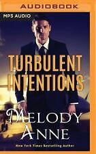 Billionaire Aviators: Turbulent Intentions by Melody Anne (2016, MP3 CD,...