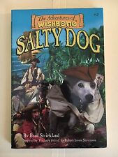 The Adventures of Wishbone: Salty Dog No. 2 by Brad Strickland (1997, Paperback)