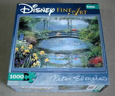 "Disney Reflections of Friendship 1000 Pc Puzzle by Buffalo Games-""Free Shipping"""