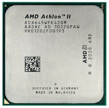 AMD Athlon II x4 645 Propus Quad-Core 4x 3.1 GHz SOCKET am3 95w